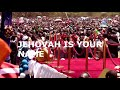 JEHOVAH IS YOUR NAME
