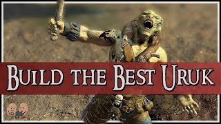 BUILD THE BEST URUK  FOR PITS & FORTRESS - What Skills to Look Out For   Shadow of War