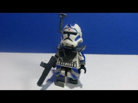Fives Arc Trooper Lego Sets Phase 2 Arc Trooper Fives
