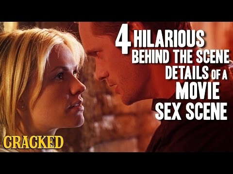 4 Insane Behind-the-Scenes Details of a Movie Sex Scene