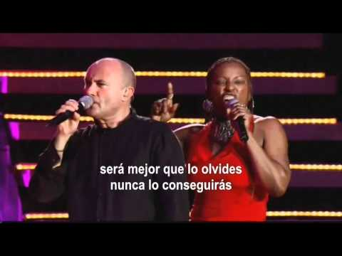 Phil Collins - Easy Lover (Subtítulos español)