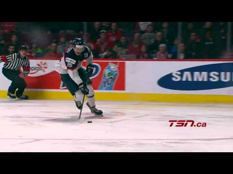 Czech Republic vs Slovakia  1\4 playoff IIHF WJC2015 (2/1/2015)  Highlights HD