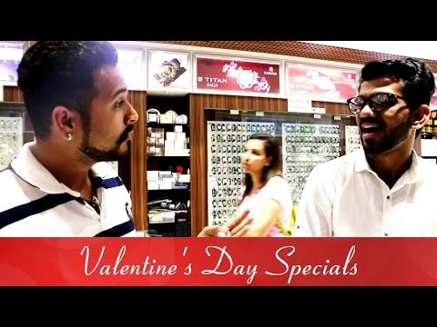 Valentine's Day ની મઝા | Gujarati Comedy Natak Video Clips 2018 | By Online Tricks And Offers.