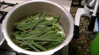 Oil Extraction from Herbs with DIY Kitchen Still