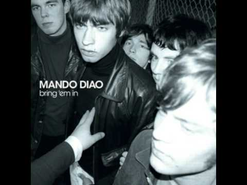 Mando Diao - Sheepdog Video