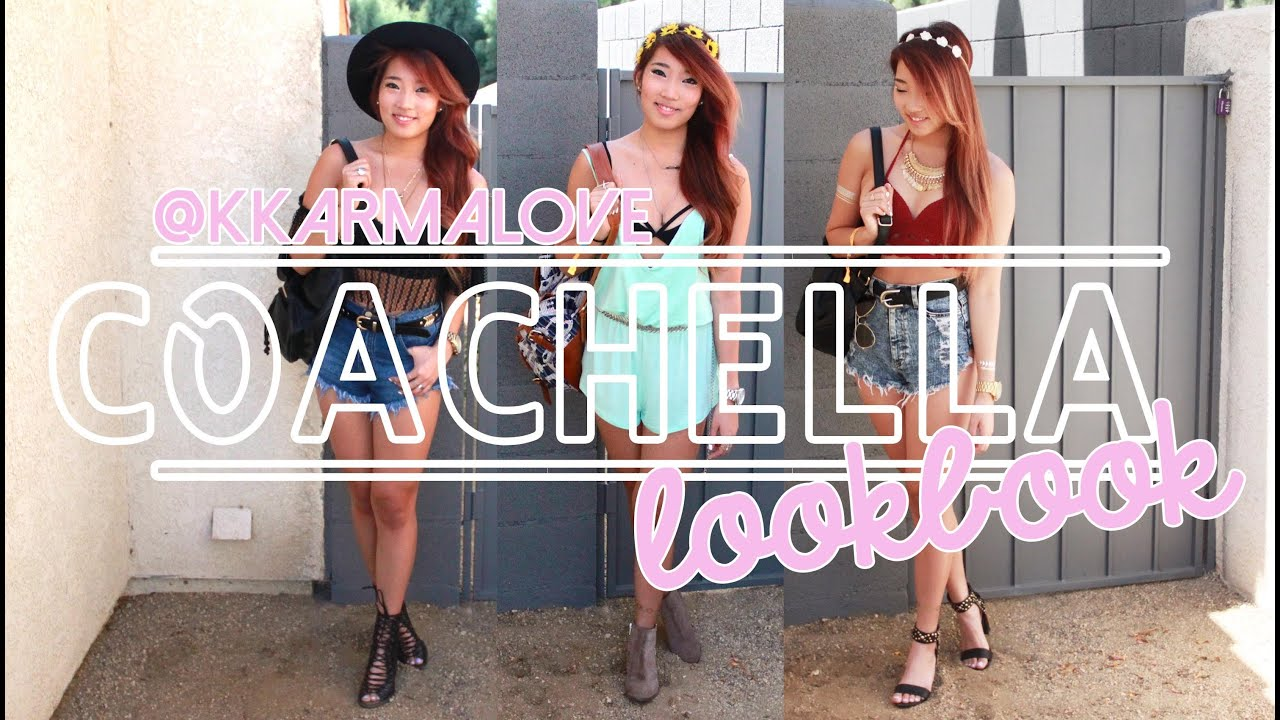 Coachella 2014 Lookbook Coachella Lookbook 2014 ||