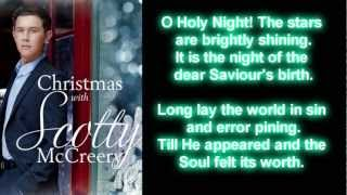 Watch Scotty Mccreery O Holy Night video