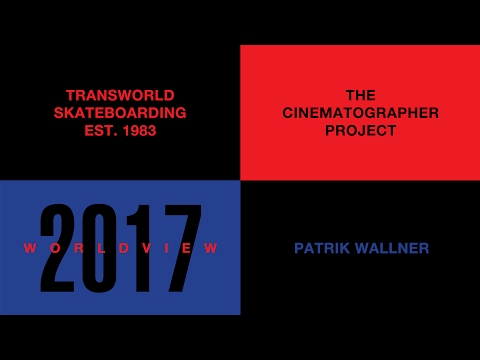 The Cinematographer Project, World View: Patrik Wallner