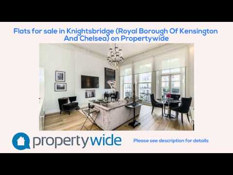Flats for sale in Knightsbridge (Royal Borough Of Kensington And Chelsea) on Propertywide