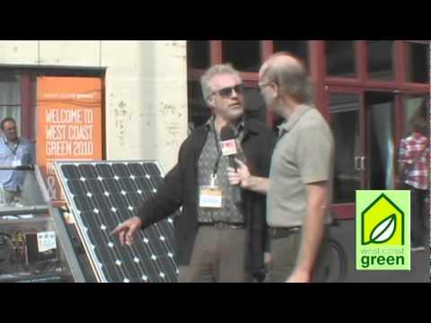 Solman Portable Mobile Solar Power Generators - YouTube