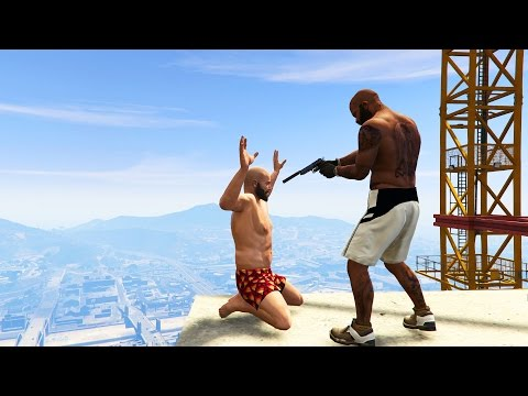 GTA 5 FAIL,WINS Compilation (GTA V Franklin Win Funny Moments Fail Thug life)
