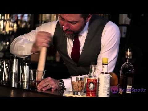 Untapped: How to Make an Old Fashioned Cocktail