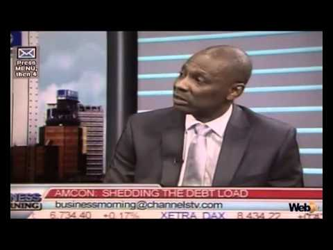 Why we are selling bonds to the CBN - Mustapha Chike Obi, MD AMCON