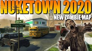 NUKETOWN ZOMBIES 2020 (Call of Duty Zombies Map)
