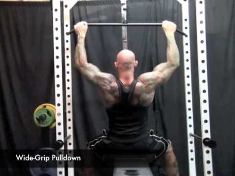 Lat Pulldown Tips: Overhand vs Underhand Grip by Jim Stoppani Image 1