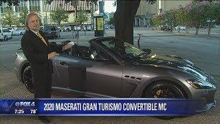 Car critic Ed Wallace reviews the 2020 Maserati Gran Turismo