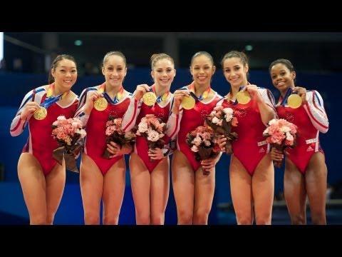 Artistic Worlds 2011 TOKYO - Women's Team Final - We are Gymnastics!
