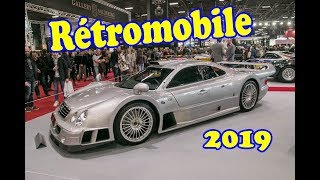 The BEST of Rétromobile 2019
