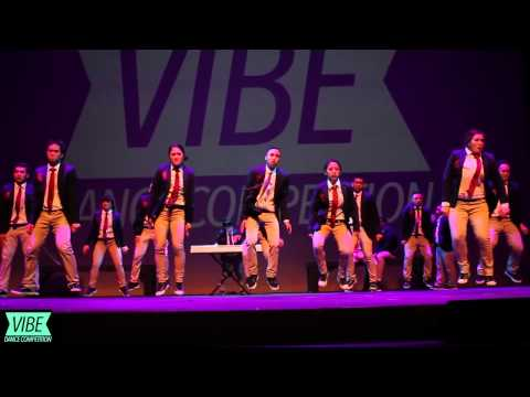 Performance Hip-hop Vibe Dance Competition video