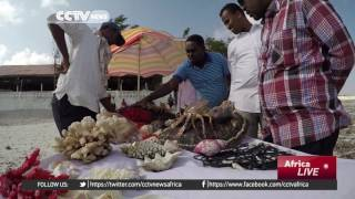 Somalia: Jazeera Beach considered to be one of the finest attractions