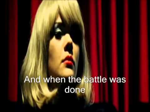 Bat For Lashes - Pearl's Dream (Official Music Video + Lyrics on screen)