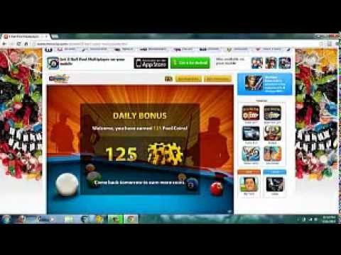 How to hack miniclip 8 ball pool coins with cheat engine