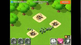 Boom beach nivel 4-broders chou