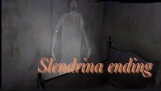 SLENDRINA ENDING!?!    Granny