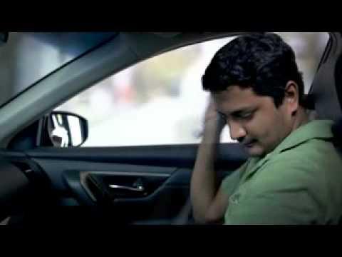 Nissan altima promotion: промо-видео
