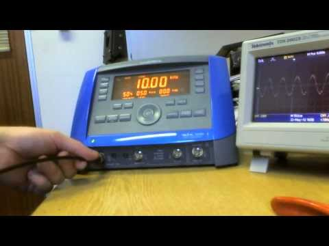 Signal Generator Tutorial