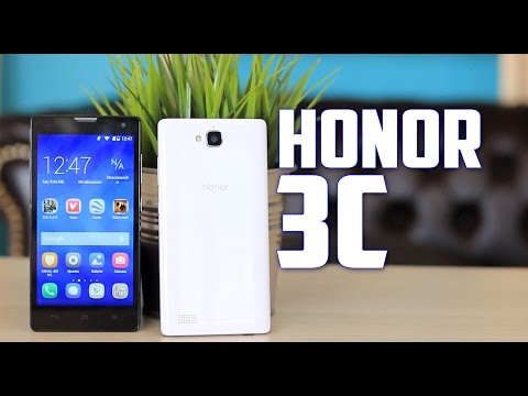 Huawei Honor 3C, Review en espa�ol