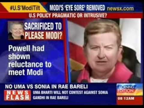 U.S. ambassador to India Nancy Powell resigns