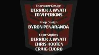 Transformers Animated - Intro and Outro