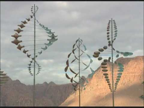 Lyman Whitaker: Wind Sculptures