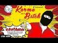 Karma is a Bitch | Echarikkai | Lyric Video | Sarjun KM | Sundaramurthy KS | Sathyaraj | Varalakshmi
