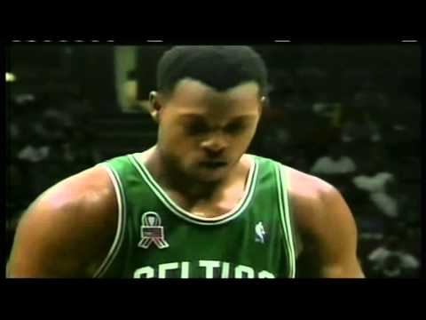 Paul Pierce 48 pts, season 01/02 celtics vs nets