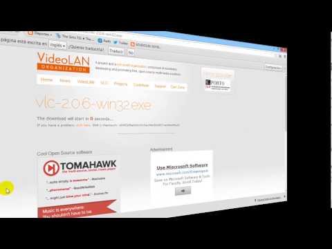 Descargar e instalar Sopcast+VLC