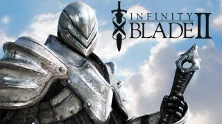 Infinity Blade 2 Goes Social & We Demo the ClashMob Update!