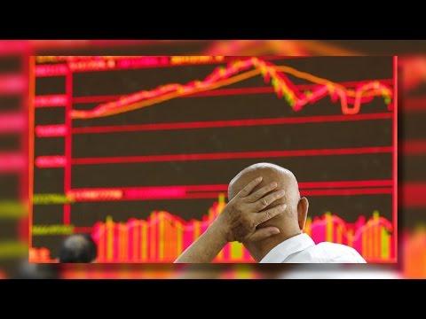 China's stock markets in turmoil