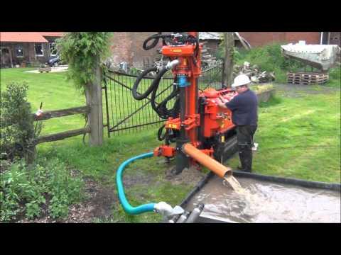 ADLER Brunnenbohrgerät B 50 Bohrgerät
