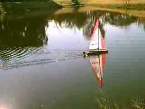 sea lite rc sailboat