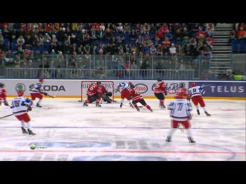 Россия - Канада МЧМ Уфа матч за бронзу 05.01.2013 HD