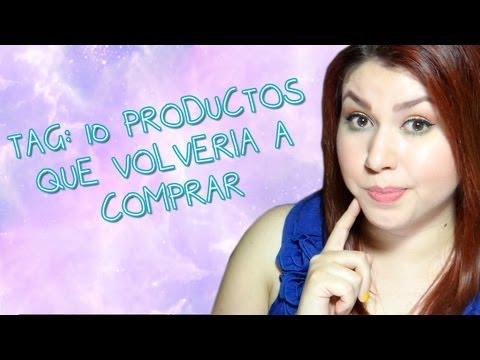 *TAG: 10 productos que volvería a comprar!*