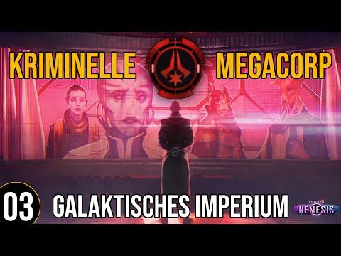 Das Spiel hat eine Trollphase   03   Galaktisches Imperium   Stellaris NEMESIS   Let's Play