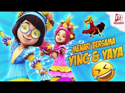 Download  Menari Bersama Ying & Yaya 💃😂😂 Gratis, download lagu terbaru