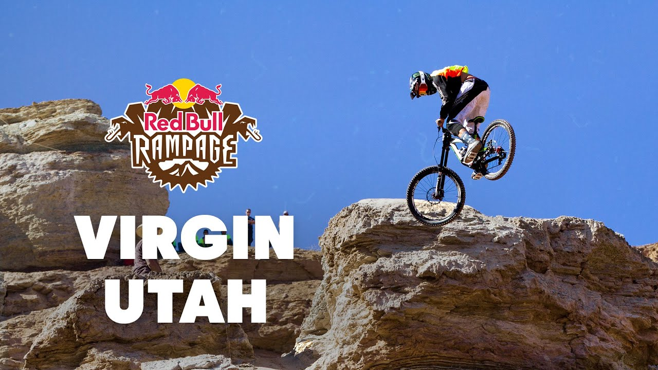 Best Freeride Mountain Biking From Red Bull Rampage 2014