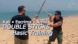 Download Master Escrima Stick Fighting..... Double Stick Filipino Kali Drills 3Gp Mp4