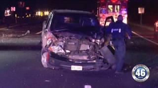 01/03/2017 Accident Highway 160 and Trout Canyon