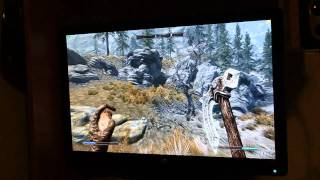 The Elder Scrolls Skyrim GTX 560 Ti Benchmark