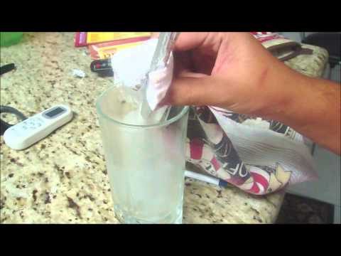 Sinking Smoke (No Cigarette Used) How To Make Liquid Smoke - Household Hackers' Scientific Tuesdays